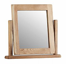 Vale Furnishers - Dorking Swivel Mirror